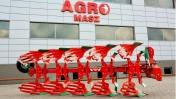 Pług pługi Agro-Masz obrotowy obracalny zrywalny zrywalne