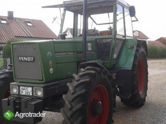 1980 Fendt 600 LS