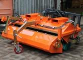 Zamiatarka drogowa  Talex szczotka do ciągnika wózka