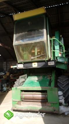 Kombajn zbożowy John Deere 952 - zdjęcie 2