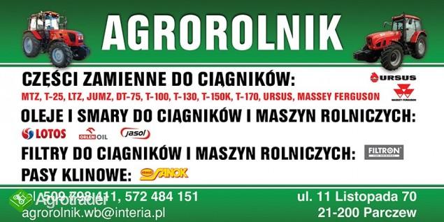 Redliczka siewnika lewa/prawa Poznaniak   - zdjęcie 2
