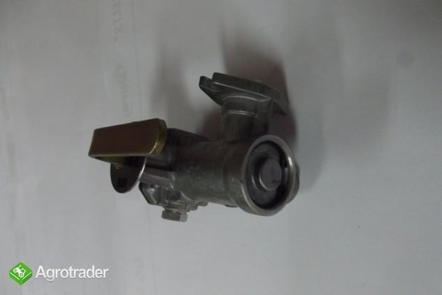 Regulator siły hamowania trzy zakresowy , przyczepy PRONAR 2T - 12T.   - zdjęcie 2