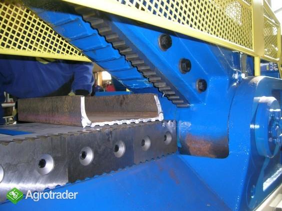Nożyce do cięcia złomu - Aligator do złomu Kajman 600  - zdjęcie 2