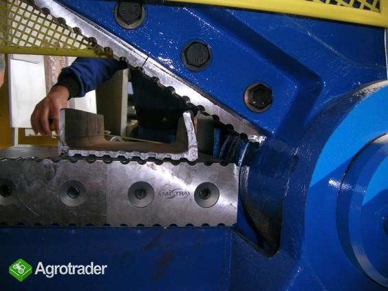 Nożyce do cięcia złomu - Aligator do złomu Kajman 600  - zdjęcie 3