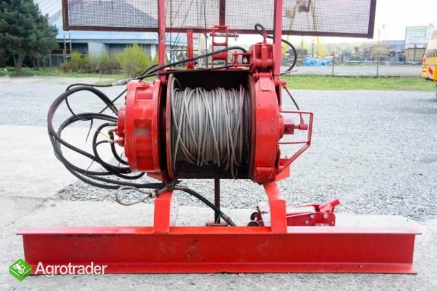 Wyciągarka hydrauliczna Poclain 60410, z Holandii - zdjęcie 2