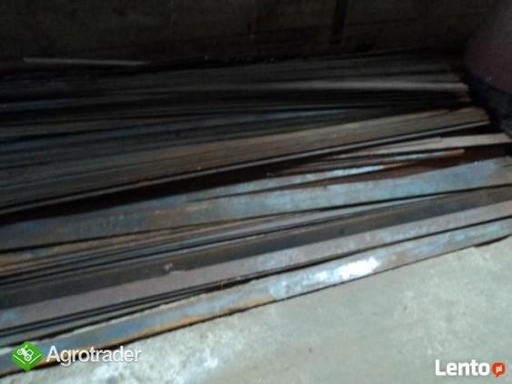 Materiały ślusarskie.  Metale. .Plaskowniki po zlotowce za kilo.