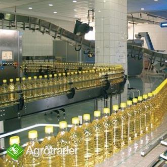 Ukraina. Zywnosciowy olej sojowy 2,4 zl/litr z wysoka wartoscia