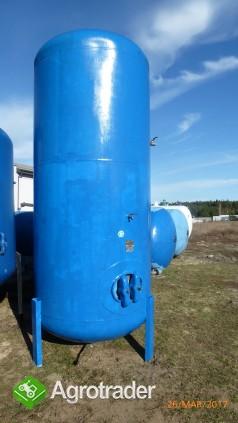 Zbiornik ciśnieniowy sprężonego powietrza 6m3