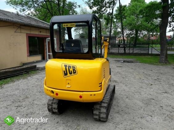 JCB 802 - 2006 rok - koparkikrakow.pl - zdjęcie 2