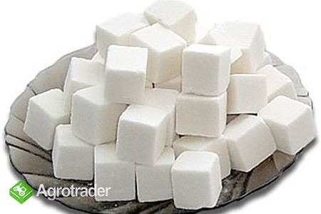 Produkujemy na zamowienie artykuly spozywcze.Rafinada cukier 1,5 zl/kg
