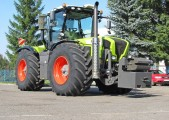 Ciągnik rolniczy  CLAAS XERION 3800 - AUTO PILOT - CEBIS - 2010 ROK