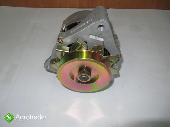 Alternator pojedyncze koło pasowe 14 V 55 A ZETOR.   - zdjęcie 3