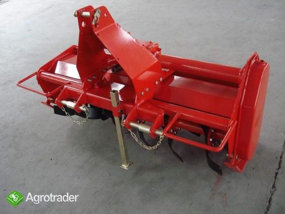 Glebogryzarka ciągnikowa TL105,  min. moc ciągnika 18 hp - zdjęcie 3