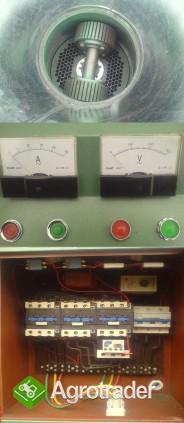PELLECIARKA: wydajność do 350 kg/h, silnik 11 kW - zdjęcie 3
