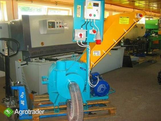 MŁYN BIJAKOWY 11 kW, 300-800 kg/h, z własnym odciągiem - zdjęcie 3
