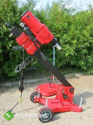 WIERTNICA DO BETONU (otwornica) moc silnika 2450 W max 255 mm, 2 biegi - zdjęcie 4