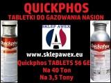 Tabletki do gazowania zboża quickphos