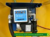Zbiorniki na paliwo - przyczepa na paliwo