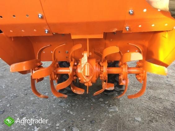 Traktorek jednoosiowy z glebogryzarką Goldoni 15SR - zdjęcie 7