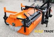 Zamiatarka(szczotka) do ciągnika, traktora, hydrauliczna,Tuz,Euroramka