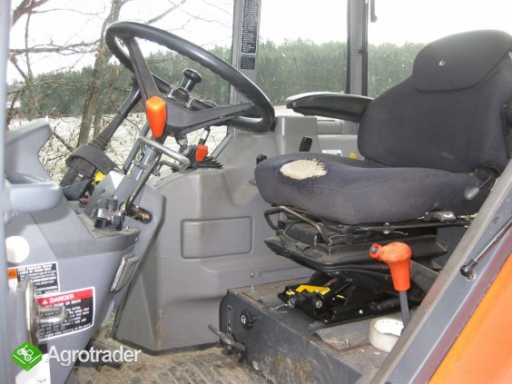 Ciągnik Kubota M/Quicke S50 - Okazja ładowacz czołowy - zdjęcie 2