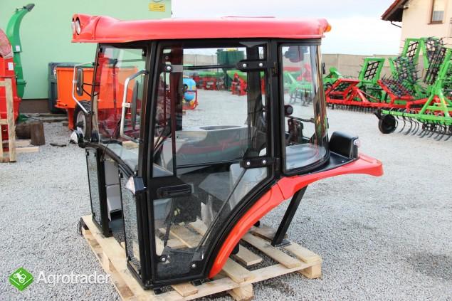 Kabina do ciągnika ciągnikowa C360 C-360 z błotnikami tworzywo Sokółka - zdjęcie 2