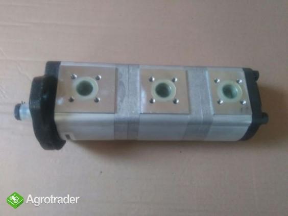 Pompa hydrauliczna Renault 3-sekcyjn 110.54 120.54 133.54 145.54 155.5