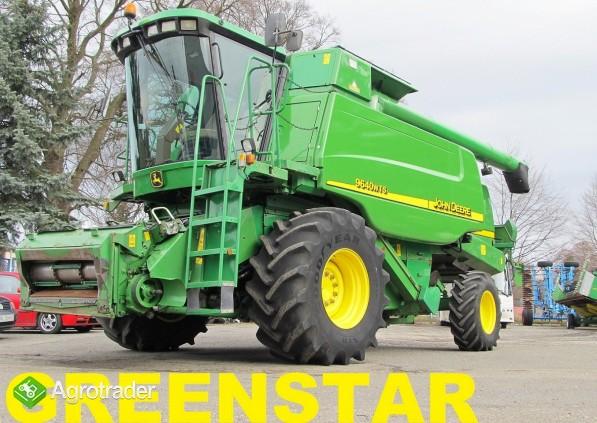 JOHN DEERE 9640 WTS - GREENSTAR