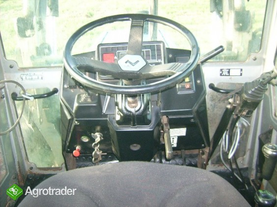 ciągnik landini 9880 tur - zdjęcie 7