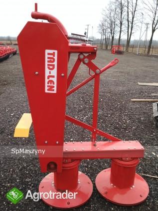 Kosiarka rotacyjna Banrol Tad len 1.35 m 1.65 m 1.85 m Transport - zdjęcie 1