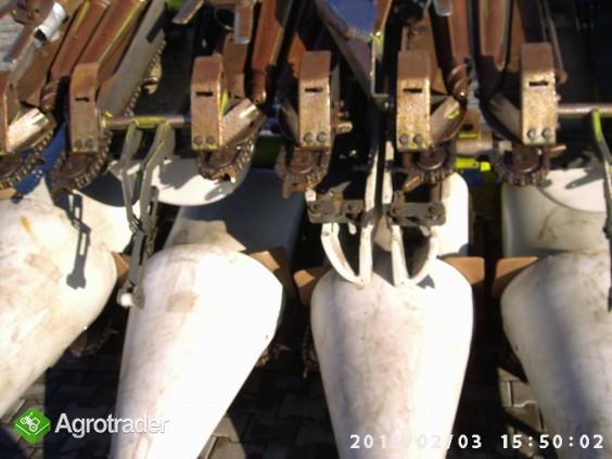 Claas Conspeed 8-75FC 2003r. przystawka do zbioru kukurydzy na ziarno  - zdjęcie 3
