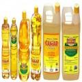 Najwyższej jakości rafinowany olej słonecznikowy, olej kukurydziany, o