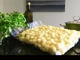 Obrane warzywa ziemniaki cebula obieranie warzyw dostawy