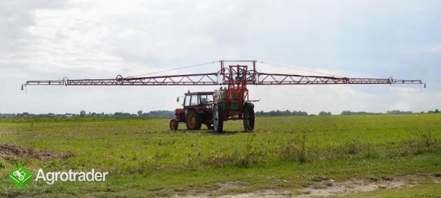 Opryskiwacz polowy ciągany AGROFART 2815HT - zdjęcie 4