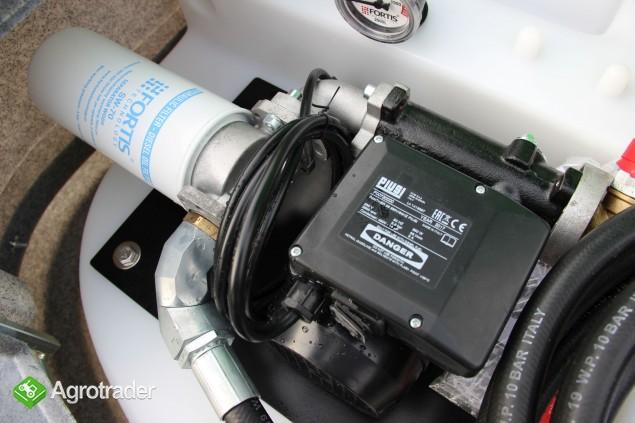 Zbiornik na paliwo on ropę fortis 2500 L cpn Agroline 2 - zdjęcie 1