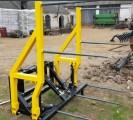 SID Widły do bel składane hydraulicznie