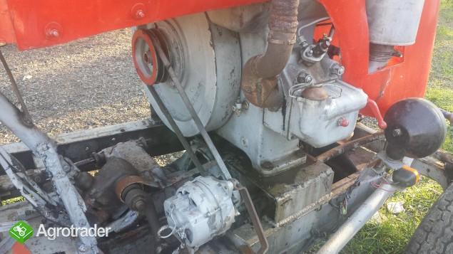 Ciągnik SAM S15 - zdjęcie 5