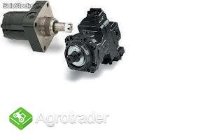 Rexroth silnki hydrauliczne A6VM200HZ1/63W-VZB020B  - zdjęcie 4