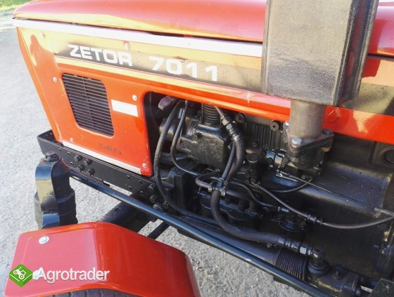 Zetor 7011 - zdjęcie 6