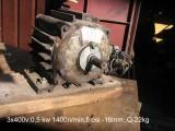 Silnik elektr3x400v/~0,5kw 1450obr