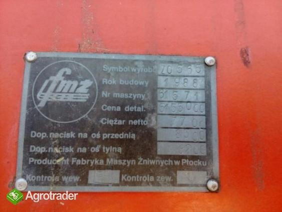Sprzedam kombajn zbożowy Bizon Super Z-O56 - zdjęcie 3