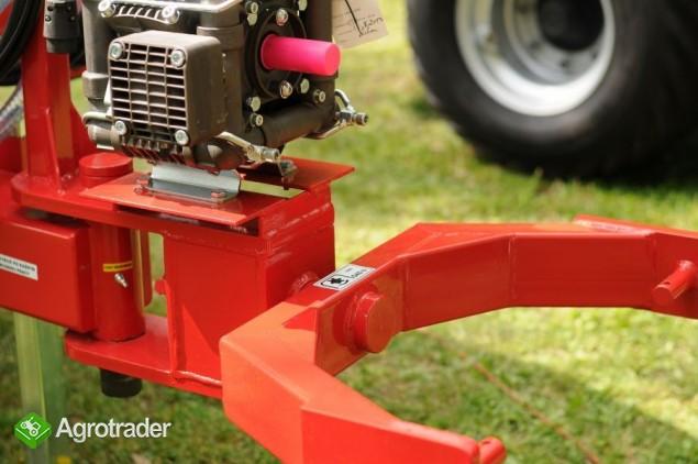 AGROFART Opryskiwacz ciągany 1200 l, AF1215 - zdjęcie 4