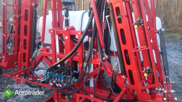 Opryskiwacz polowy zawieszany Agrofart 1000l | hydrauliczny |AF1015HzW - zdjęcie 4