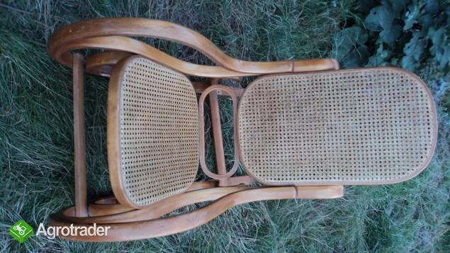Fotel bujany - zdjęcie 3