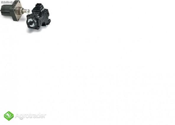 Silniki hydrauliczne REXROTH A6VM28DA2/63W-VZB020HB  - zdjęcie 1