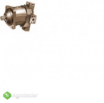 Rexroth silnki hydrauliczne A6VM107HA1U2/63W-VZB020A  - zdjęcie 1