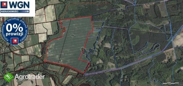 Grunt rolny, Pobądz, Gmina Tychowo, Powiat Białogardzki, okolice Kosza
