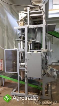 Automat pakowania materiałów sypkich - pakowaczka