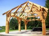 gontbud.pl Wiata drewniana garażowa konstrukcja projekt cena carport