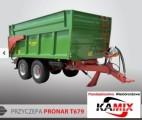 przyczepa rolnicza SKORUPOWA Przyczepa PRONAR T679